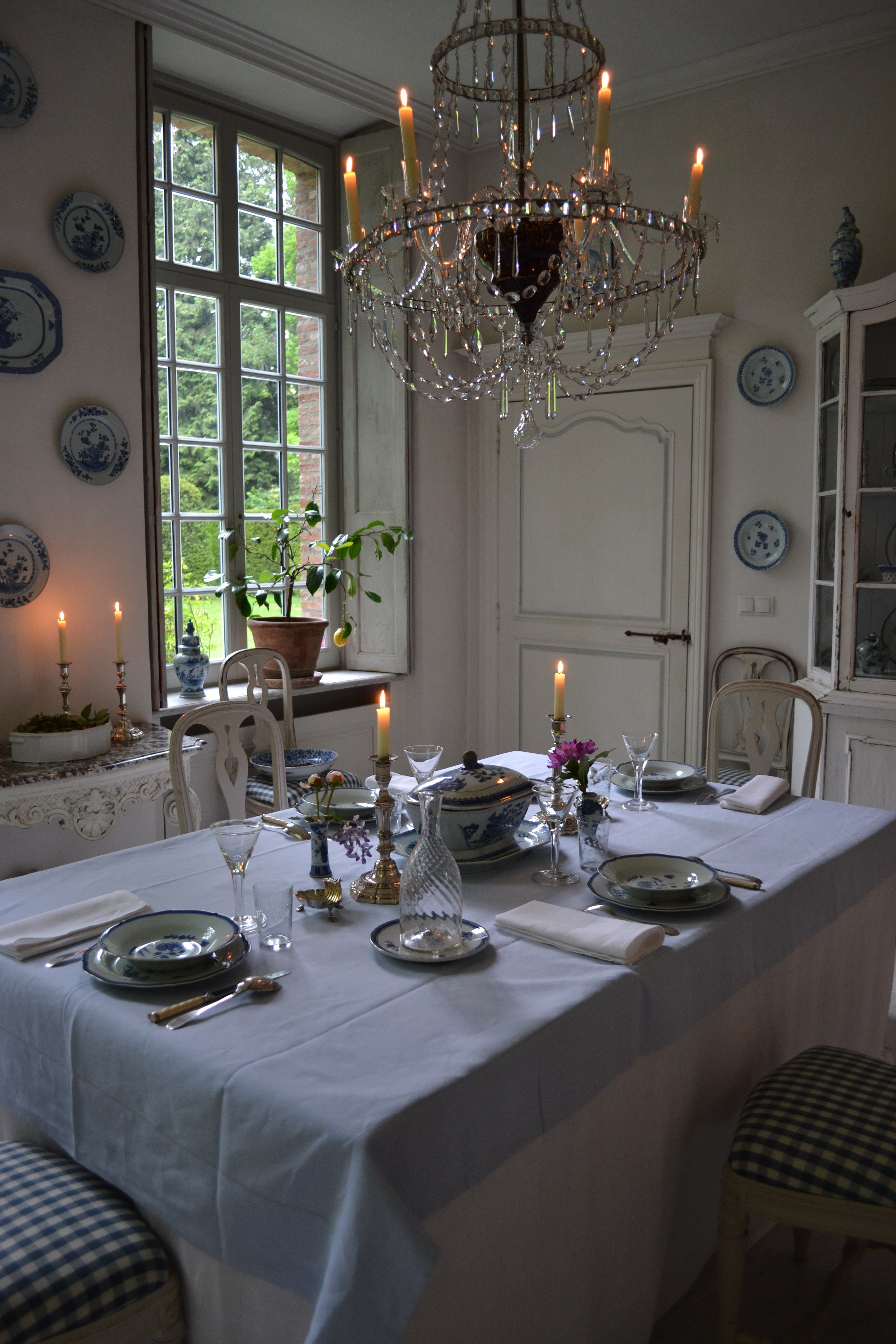 the dining room that took my breath away belgian pearls