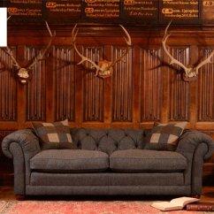 Harris Tweed Bowmore Midi Sofa Natural Sectional In Naomai Light Brown Buy Tetrad Ranges At Belgica Furniture