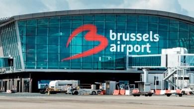 صورة كورونا: مطار بروكسل يستوعب 5٪ فقط من رحلات الركاب
