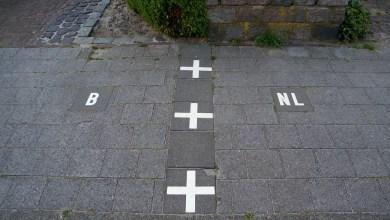 صورة اعلان ملصق خاص للبلجيكيين الذين يعملون في هولندا