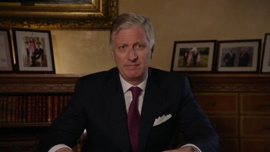 صورة الملك فيليب يدعو المواطنين لتحمل المسؤولية