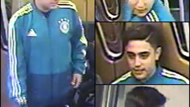 صورة شاهد الفيديو هذين الشابين تسببوا في حريق في مترو بروكسل