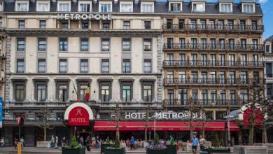 صورة أجبر فندق متروبول Métropole الشهير في بروكسل على تسليم مفاتيحه