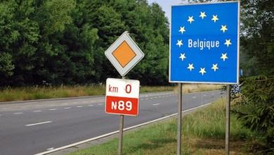صورة قرار جديد بخصوص عبور الحدود للزيارة والتسوق خارج بلجيكا