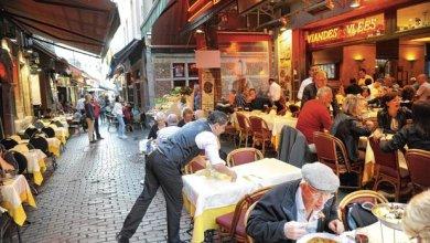 صورة هوريكا: لن يتمكن العملاء الذين يرفضون تقديم بياناتهم من دخول المطاعم
