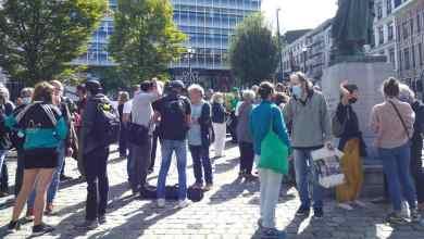 صورة تواجه 300 عائلة في بروكسل خطر الطرد من منازلهم في الأسابيع المقبلة