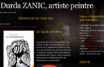 Durda Zanic Artiste peintre et écrivaine