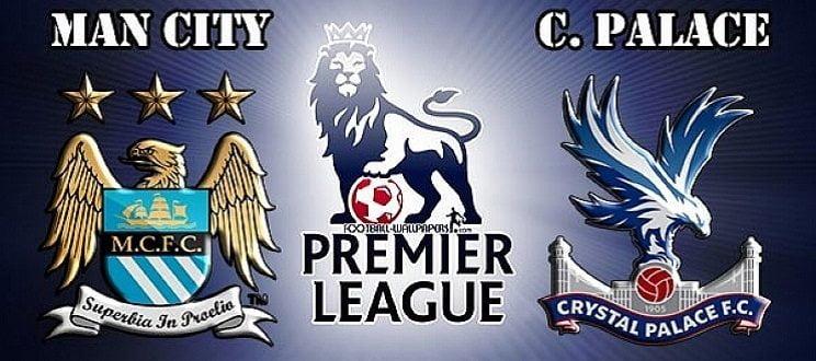 وقت مشاهدة مباراة مانشستر سيتي وكريستال بالاس بث مباشر الدوري الانجليزي