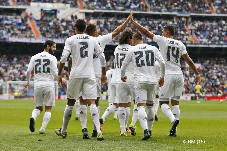 فريق ريال مدريد