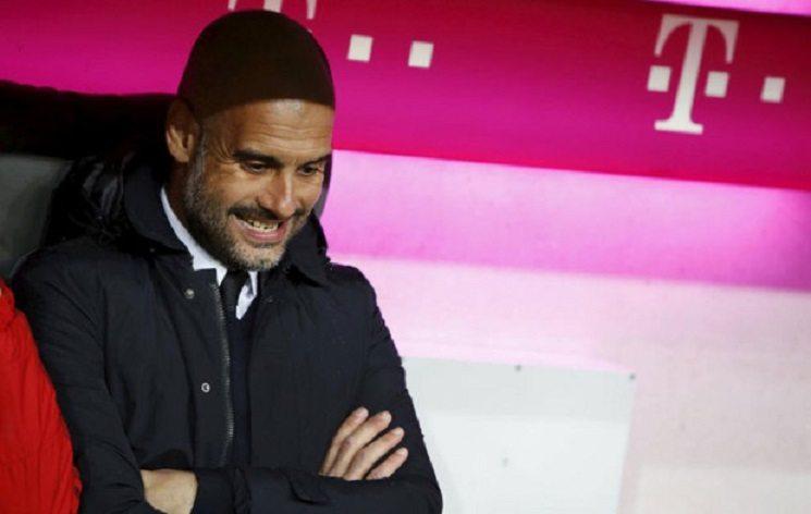 رسمياً: مانشستر سيتي يعلن عن تعيين غوارديولا مدرباً للفريق