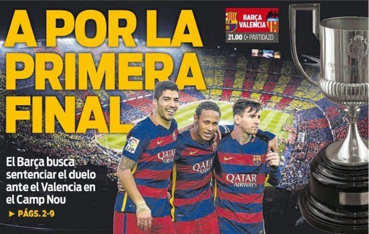 أبرز عناوين صحف اسبانيا اليوم الاربعاء 3-2-2016