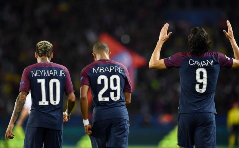 الكشف عن تشكيلة باريس سان جيرمان المتوقعة لمباراة ديجون بالدوري الفرنسي