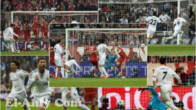 ريال مدريد وبايرن ميونخ