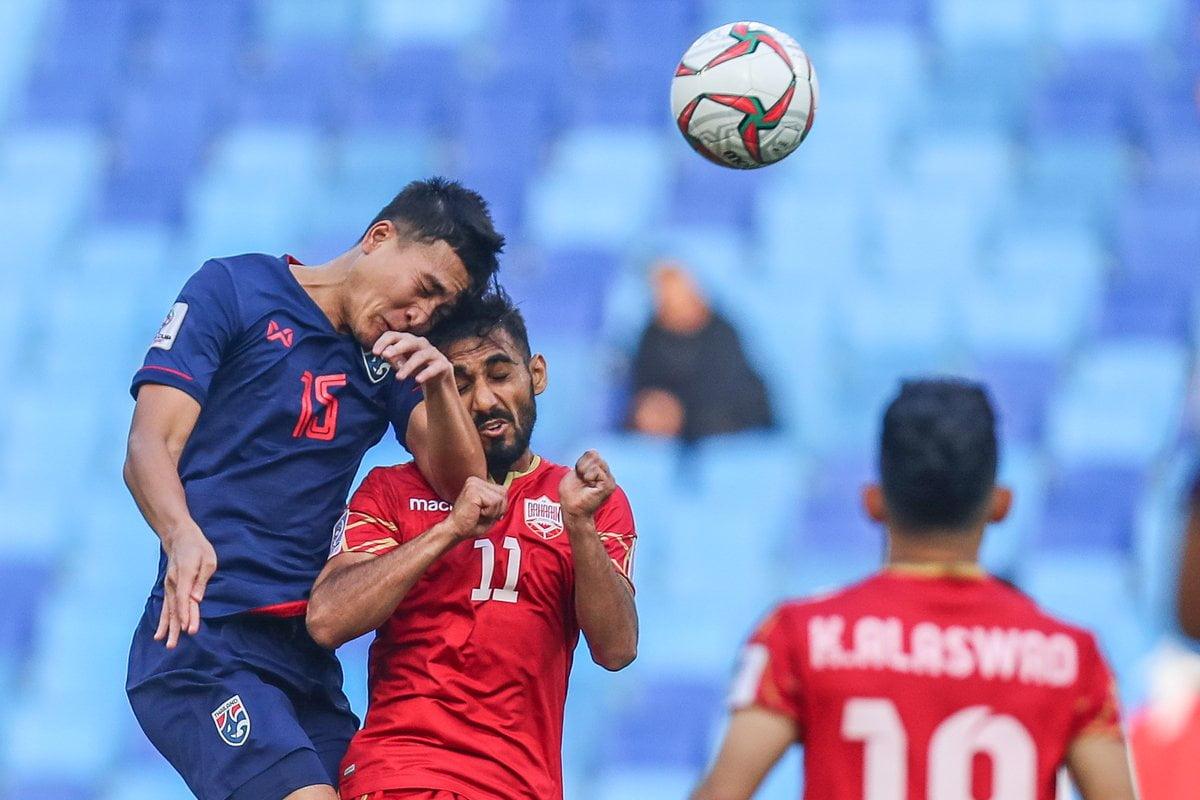 البحرين و تايلاند