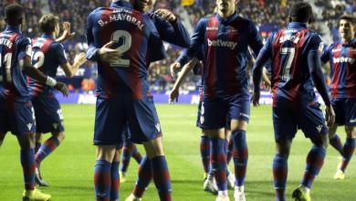 Photo of برشلونة يسقط أمام ليفانتي في ذهاب كأس الملك
