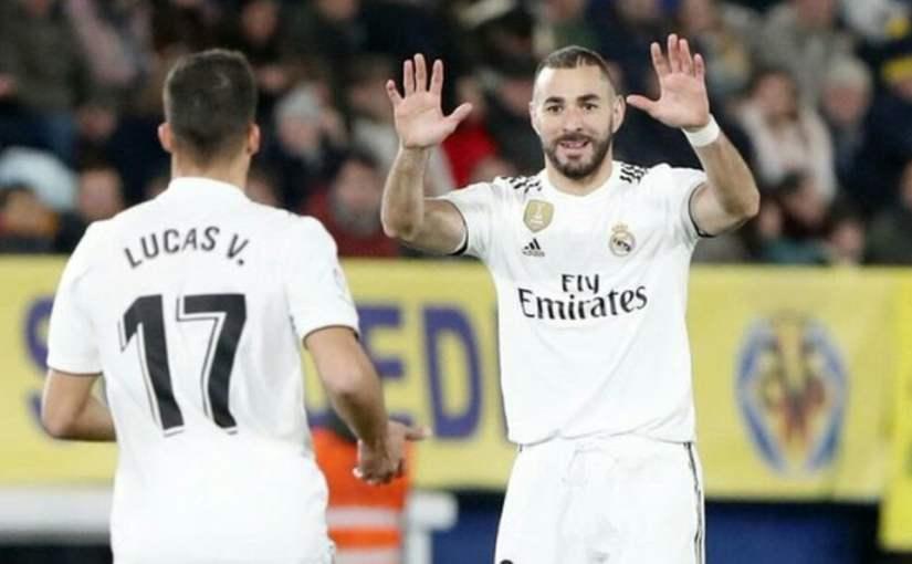 عاجل.. تشكيل ريال مدريد الرسمي لمواجهة ليجانيس بالكأس