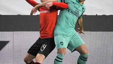Photo of عاجل.. تشكيل أرسنال لمواجهة رين في الدوري الأوروبي