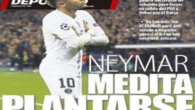 Photo of نيمار يتمرد على باريس لعيون برشلونة