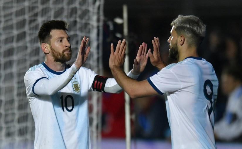مدرب الأرجنتين يعلن التشكيل الرسمي لمواجهة كولومبيا