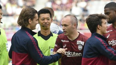 Photo of مترجم.. أول تصريح من انيستا بعد لعب أول مباراة ضد برشلونة