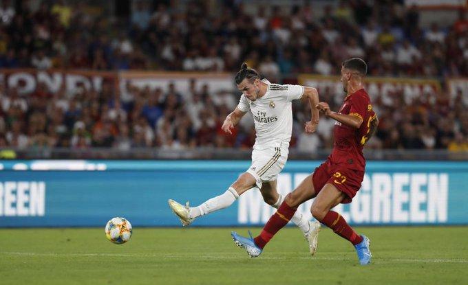 ريال مدريد وروما