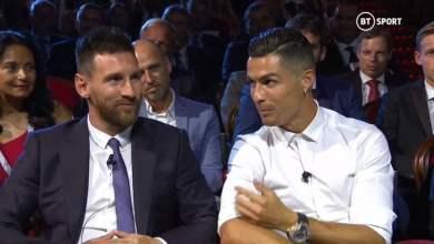 Photo of رد فعل كريستيانو رونالدو لحظة فوز ميسي بلقب أفضل مهاجم في أوروبا