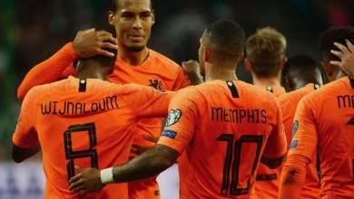 Photo of التشكيل الرسمي| هولندا بكامل نجومها أمام روسيا البيضاء