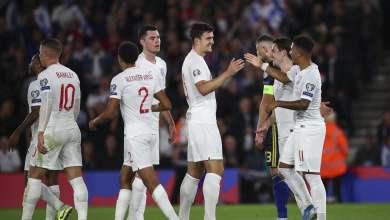 Photo of تشكيل إنجلترا المتوقع لمواجهة الجبل الأسود في تصفيات يورو 2020
