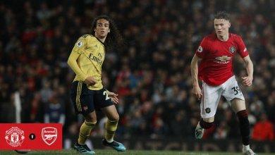 Photo of مانشستر يونايتد وأرسنال يتصارعان على صفقة جديدة