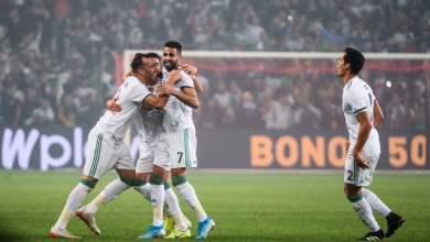 Photo of مباراة ودية: الجزائر تهزم كولومبيا بثلاثية