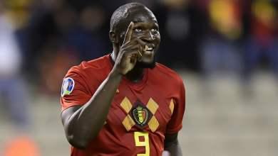 Photo of لوكاكو يصنع التاريخ مع بلجيكا