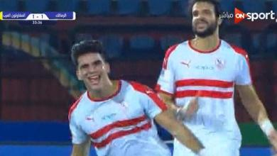 Photo of أهداف مباراة الزمالك والمقاولون العرب (2-1) .. الدوري المصري