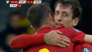 Photo of اهداف مباراة اسبانيا ورومانيا (5-0) تعليق عصام الشوالي