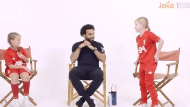 Photo of محمد صلاح يجيب على أسئلة في تحدي مع أطفال ليفربول