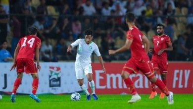 Photo of موعد مباراة السعودية والبحرين والقنوات الناقلة