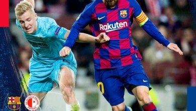 Photo of دوري أبطال أوروبا: برشلونة يستسلم للتعادل السلبي مع سلافيا براج