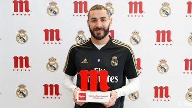 Photo of بنزيما لاعب الشهر في ريال مدريد