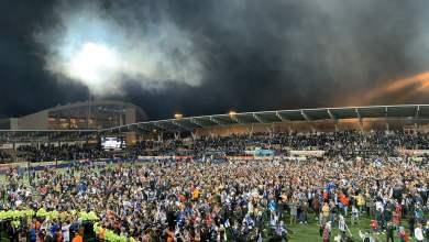 Photo of نزول جماهير فنلندا للملعب بعد التأهل للمرة الأولى لنهائيات أمم اوروبا
