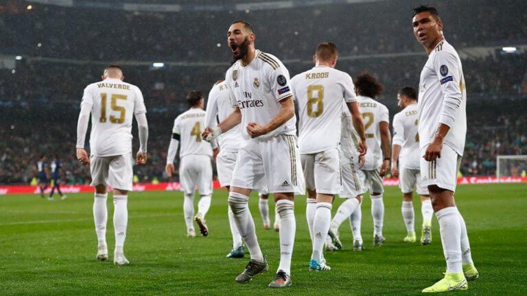 Photo of ريال مدريد يتفوق على برشلونة في لعبة الضيف الثقيل