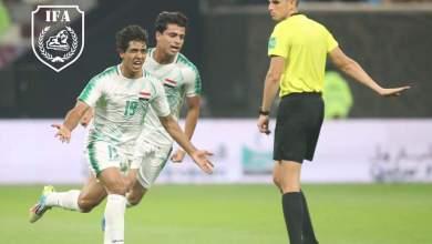 Photo of كأس الخليج العربي | أسود الرافدين تفاجئ قطر وتفوز بثنائية