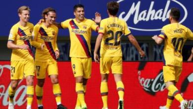 Photo of تشكيلة برشلونة المتوقعة أمام ليجانيس