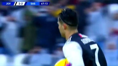 Photo of هدف كريستيانو رونالدو في مرمى ساسولو .. الدوري الإيطالي
