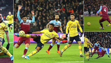 Photo of الدوري الإنجليزي: أرسنال يستعيد نغمة الفوز على حساب وست هام