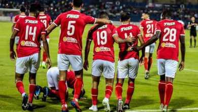 Photo of الدوري المصري  الأهلي يقسو على وادي دجلة بثلاثية ويعود للصدارة