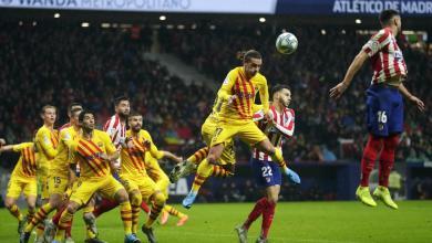 Photo of لماذا يعتبر جريزمان بطل قمة أتلتيكو مدريد وبرشلونة قبل ميسي؟