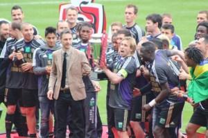 Image of Belgian Champions Anderlecht