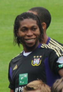 Dieumerci Mbokani - red card let down team-mates