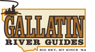 Gallatin River Guides Logo