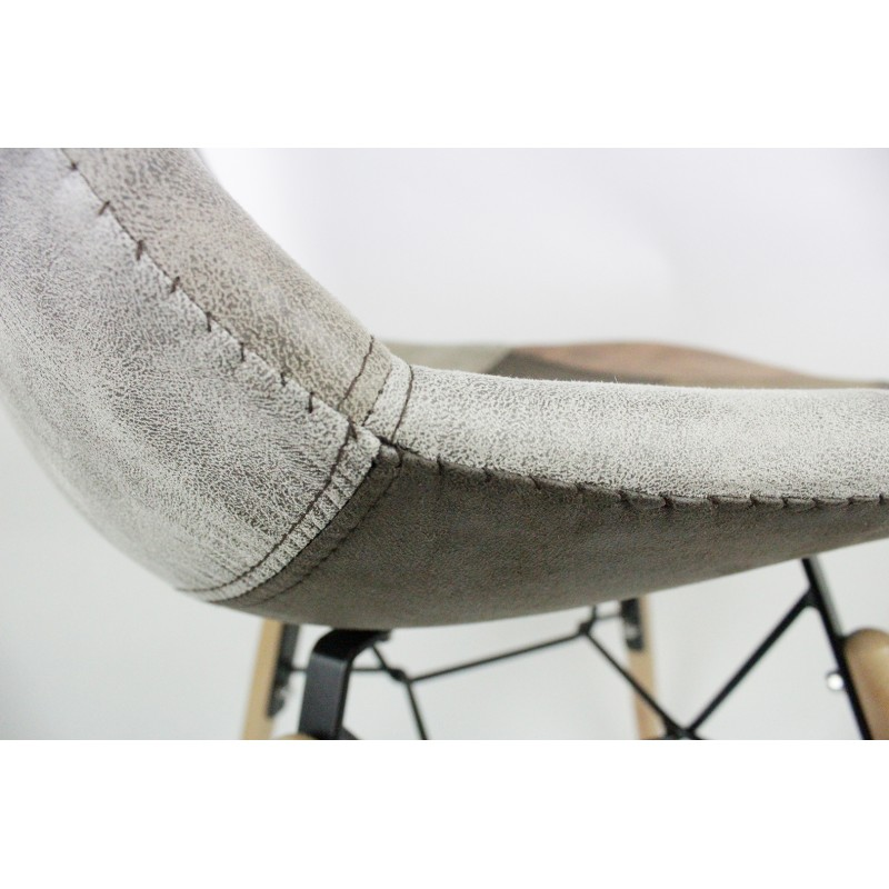 Chaise Cuir Taupe Gallery Of Chaise Cuir R Romina Taupe