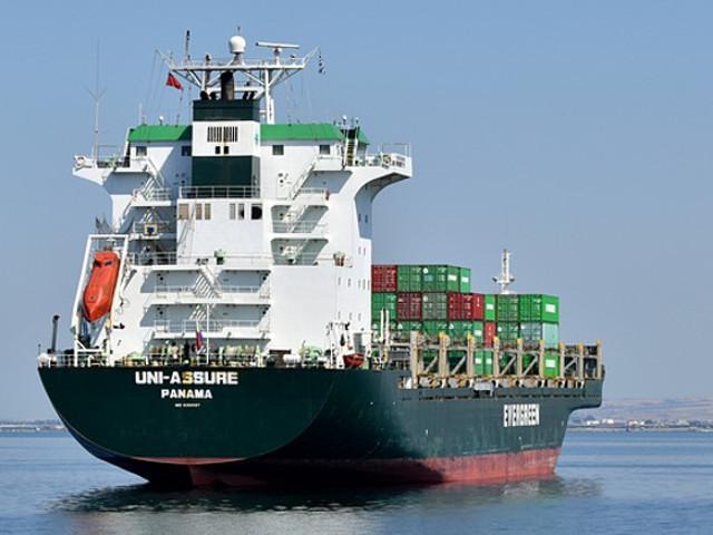 recherche transport maritime